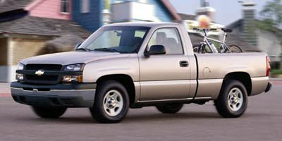 Pre-Owned 2005 Chevrolet Silverado 1500 Work Truck